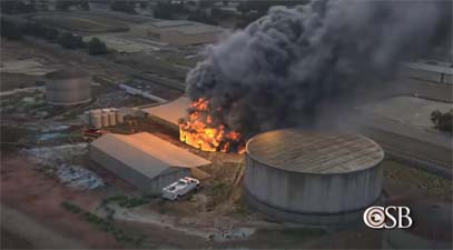 PDH Course - Accident - West Texas Fertilizer Company Fire and Explosion