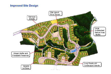 Natural Site Design Preservation and Protection