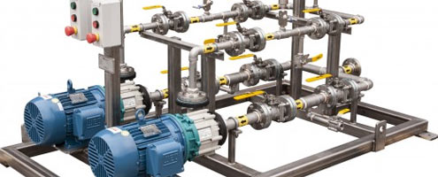 PDH Course - Introduction to Centrifugal Pump Systems