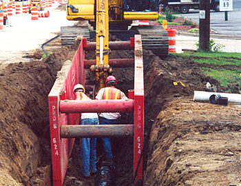 OSHA Trenching and Excavation Safety