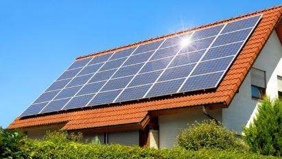 Solar Energy Homes